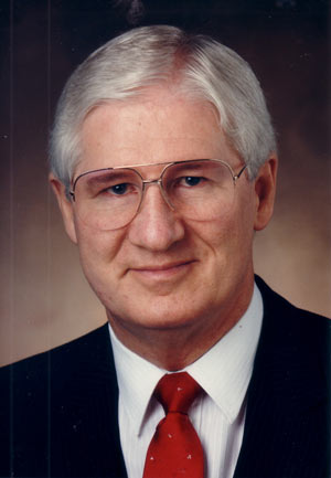 Rev. James McKnight
